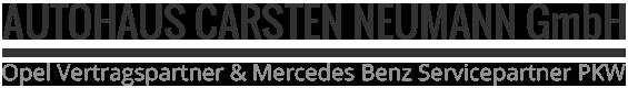 Autohaus Carsten Neumann GmbH Logo